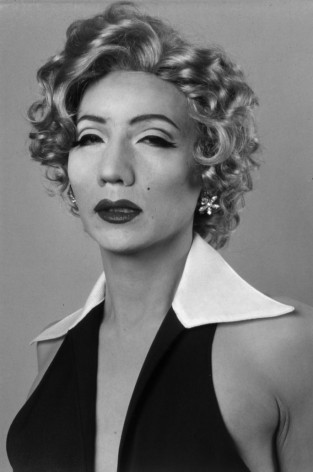 "Yasumasa Morimura M's self-portrait No.56/B (or ""as Marilyn Monroe""), 1995"