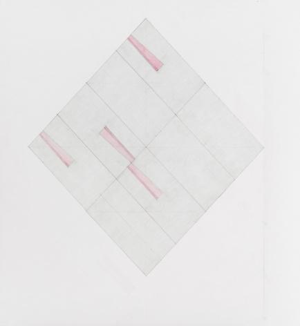 Richard Rezac Study for Untitled (18-03), 2018