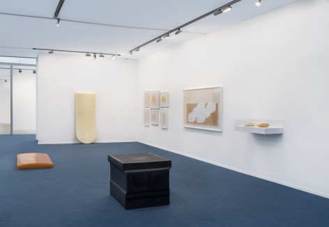 Luhring Augustine, Frieze Masters, Stand F05