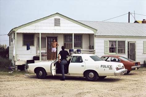 Joel Sternfeld, Nags Head, North Carolina, (#29), June-August 1975