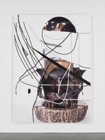 Jeff Elrod, Brutalist Study II, 2016