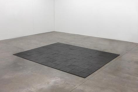 Rachel Whiteread Untitled (Cast Iron Floor), 2001
