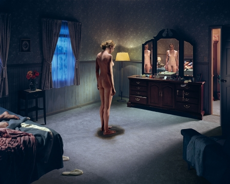 Gregory Crewdson, Untitled (woman stain), 2001
