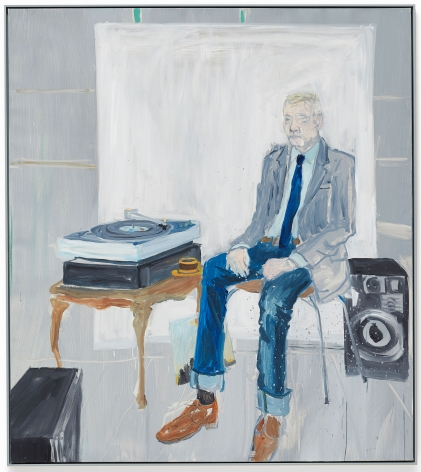 Ragnar Kjartansson, Bjarni Bömmer Listens to Take It Easy by the Eagles, 2014