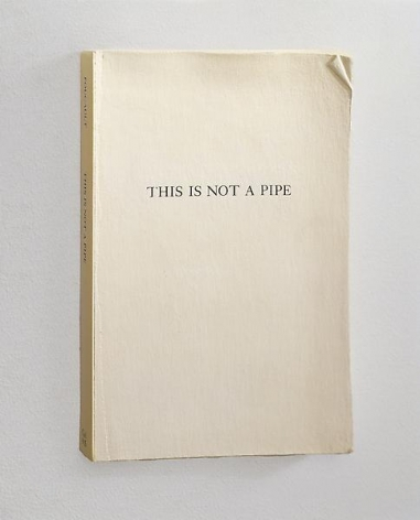 Steve Wolfe Untitled (This Is Not A Pipe), 1987-1988