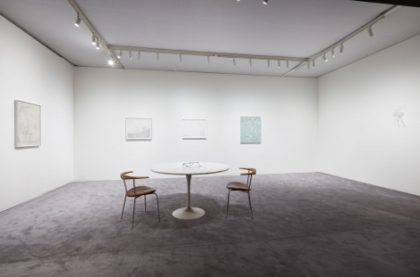 David Musgrave, Installation view