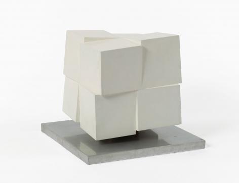 Jeremy Moon, Split Cube, 1962