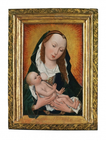The Master of the Magdalene Legend (fl. c. 1490-c. 1540), The Virgin and Child