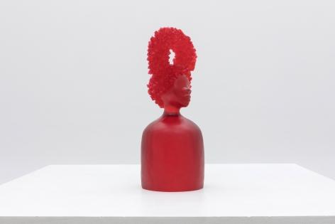 Simone Leigh Untitled, IBEJI I, 2017