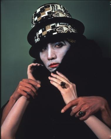 Yasumasa Morimura Doublonnage (Marcel), 1988