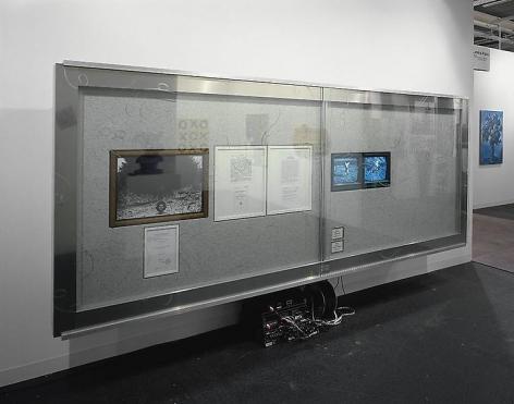 """Reinhard Mucha Kein Titel (Ohne Titel â€"""" Staatliche Kunstakademie â€"""" Düsseldorf 1981), 2002"""