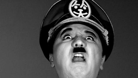 Yasumasa Morimura A Requiem: Laugh at the Dictator