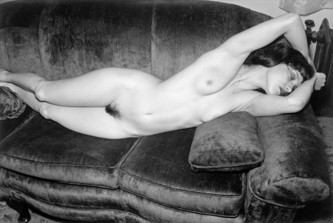 Lee Friedlander, Nude, 1980
