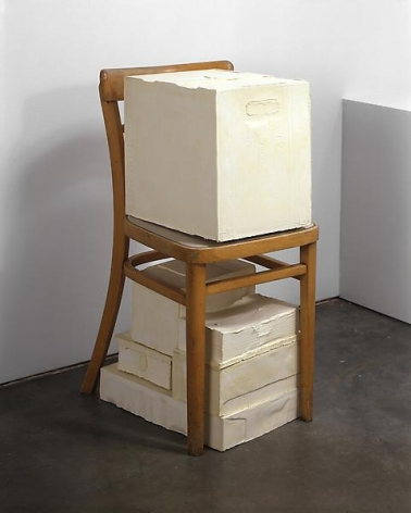 Rachel Whiteread WAIT, 2005