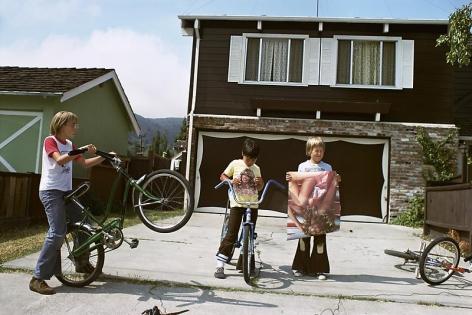 Joel Sternfeld, California, (#4), 1977