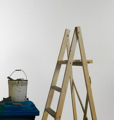 Michelangelo Pistoletto Lavoro – Scaletta Bianca, 2008-2011