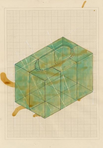 Rachel Whiteread Untitled (Green Bath), 1995
