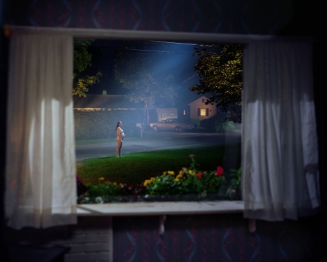 Gregory Crewdson Untitled (sleep walker), 1999