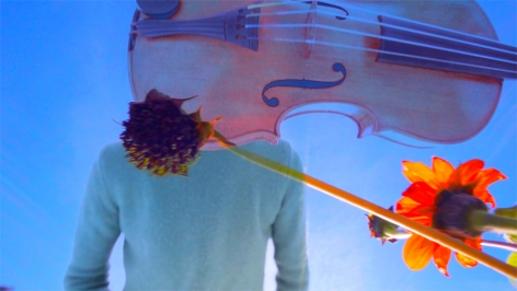 Pipilotti Rist, Adante for Strings, Op. 22a, 2015
