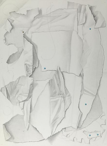 David Musgrave Paper device, 2013