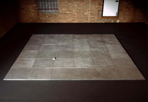 Rachel Whiteread Untitled floor (Thirty-Six), 2002