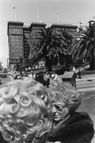 Lee Friedlander San Francisco, 1970