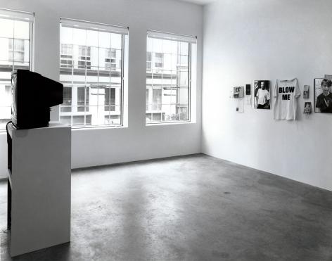 Larry Clark, Installation view
