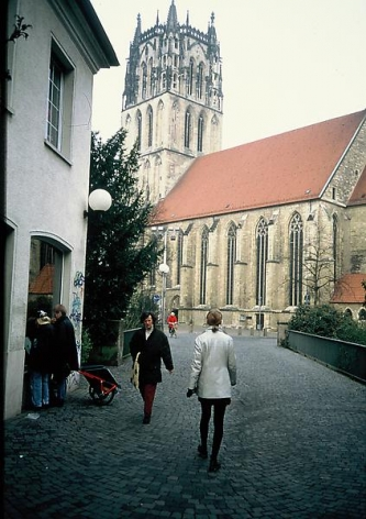 Janet Cardiff Münster Walk, 1997