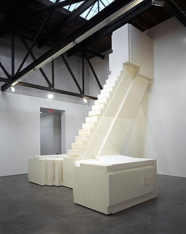 Rachel Whiteread Untitled (Fire Escape), 2002