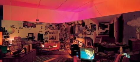 Pipilotti Rist Himalaya's Sister's Living Room, New York, 2000