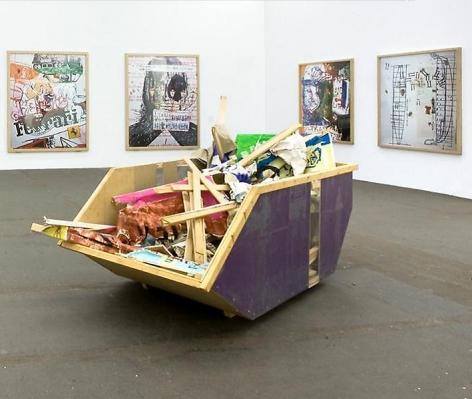 Martin Kippenberger Heavy Burschi, 1991