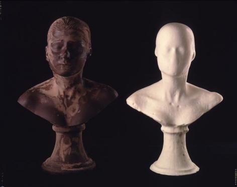 Janine Antoni Lick andLather, 1993