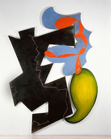 Elizabeth Murray Sentimental Education, 1982