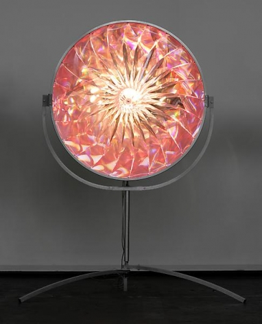 Olafur Eliasson National career lamp, 2007