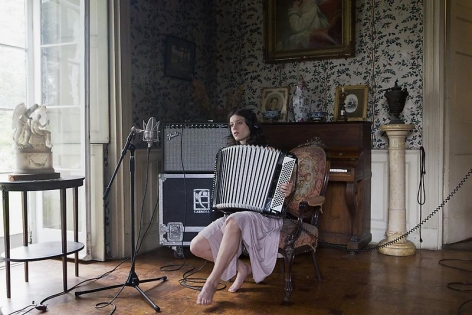 Ragnar Kjartansson The Visitors, 2012