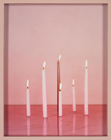Elad Lassry Candles, 2010