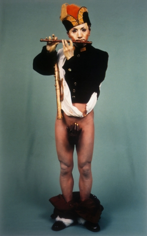 Yasumasa Morimura Portrait (Shounen 2), 1988