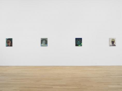 Sanya Kantarovsky: Recent Faces
