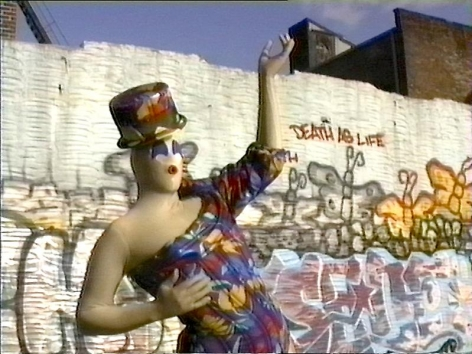 Charles Atlas Mrs. Peanut Visits New York, 1992-1999