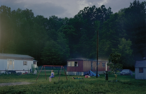 Gregory Crewdson Untitled (Trailer Park), 2007