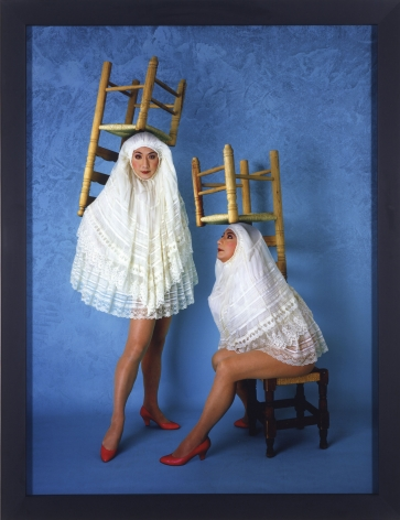 Yasumasa Morimura Look, this is in fashion!, 2004