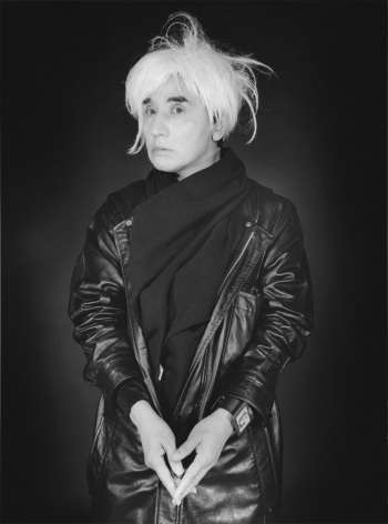 Yasumasa Morimura A Requiem: Theater of Creativity / Self-Portrait as Andy Warhol, 2010