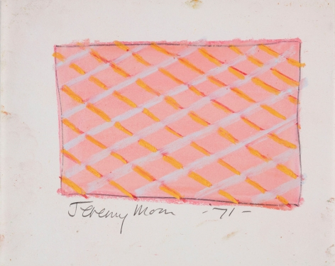 Jeremy Moon, Drawing [71],1971