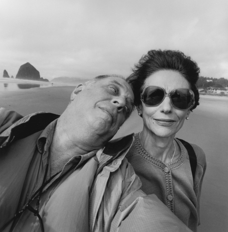 Lee Friedlander, Cannon Beach, Oregon, 1997