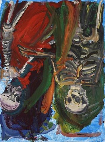 Josh Smith Untitled, 2010