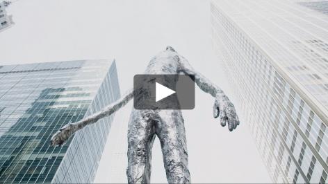 Tom Friedman's Looking Upon Park Avenue