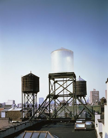 Rachel Whiteread Water Tower, 1998