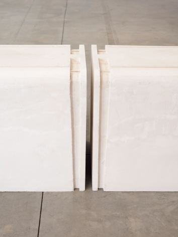 Rachel Whiteread, Untitled (Double), 1998