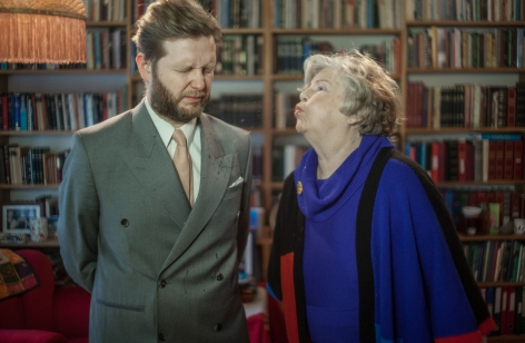 Ragnar Kjartansson, Me and My Mother 2015, 2015