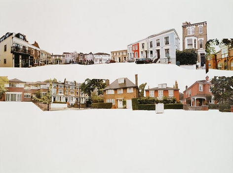 Rachel Whiteread Two Streets, 2007